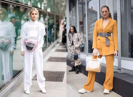 就是这么霸气 PVC扬言要承包你今年所有的时尚!