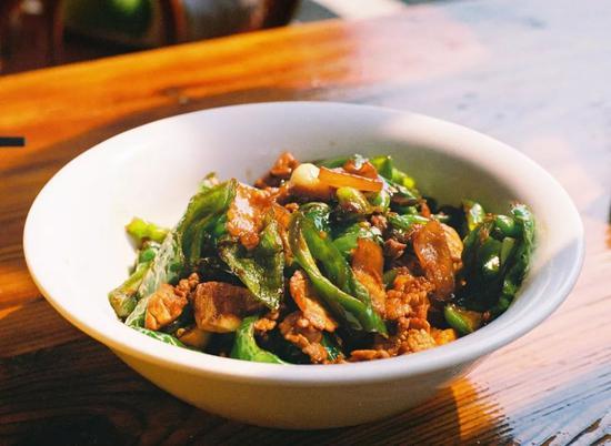 中国各地的家常菜里都少不了辣椒。图/视觉中国