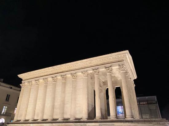 尼姆古罗马文化博物馆