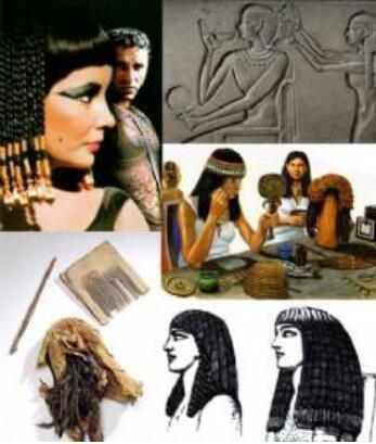 3分钟带你看遍世界染发美容史4000年