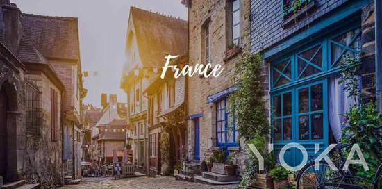 法国小镇 图片来自Classic Journeys