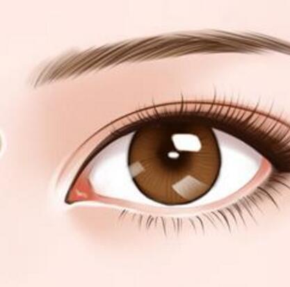 修复眼睛凹陷