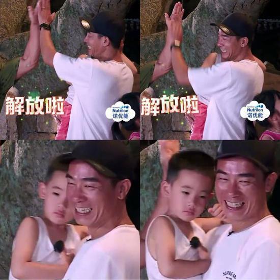 陈小春父子回归《爸爸去哪儿》?知情人士:洽谈中