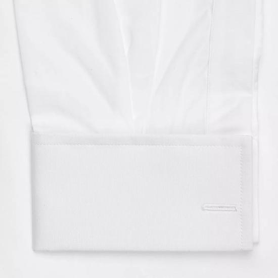 Budd 120s 的100%海岛棉衬衫