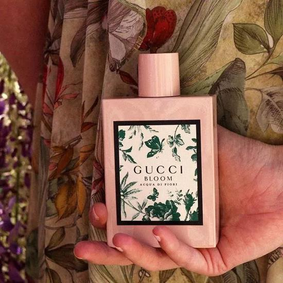 图源INS#guccibloomacquadifiori