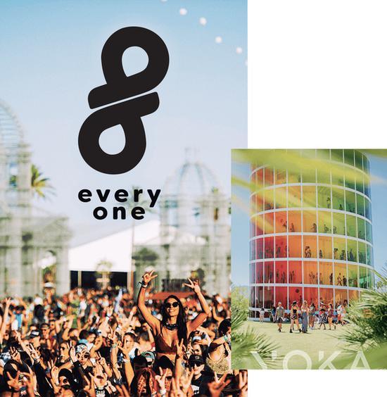 Coachella科切拉音乐节 图片来自音乐节官网