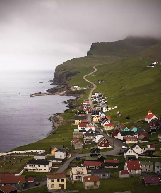 Photo by@visitfaroeislands.ins