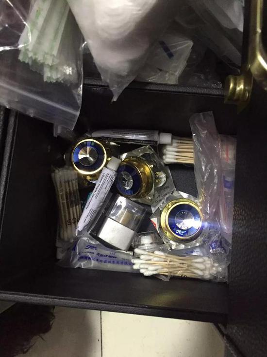 椒江23家美容院被查出使用假药 15家已被刑事立案卡缦圣茶