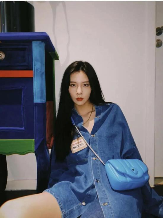 最近杨幂欧阳娜娜都在穿的外套shacket 到底是什么