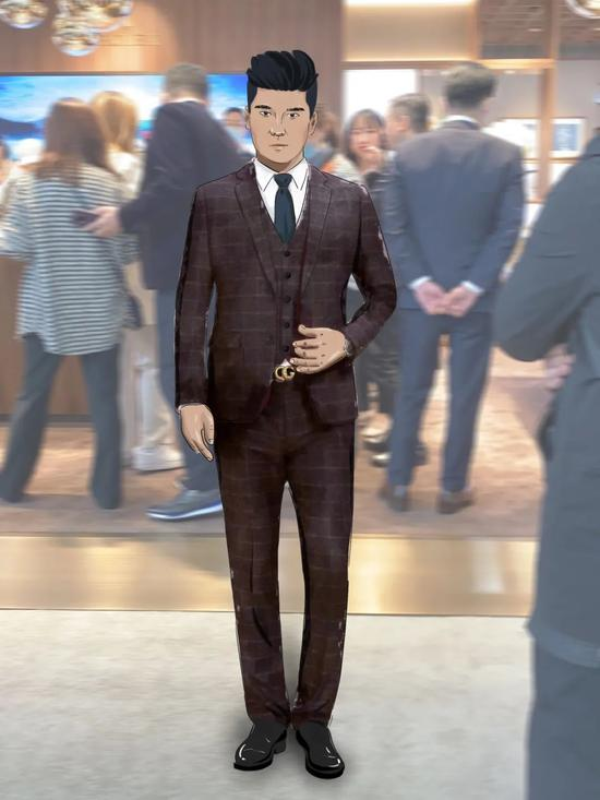 中国高净值男性群体穿衣真的是一场灾难
