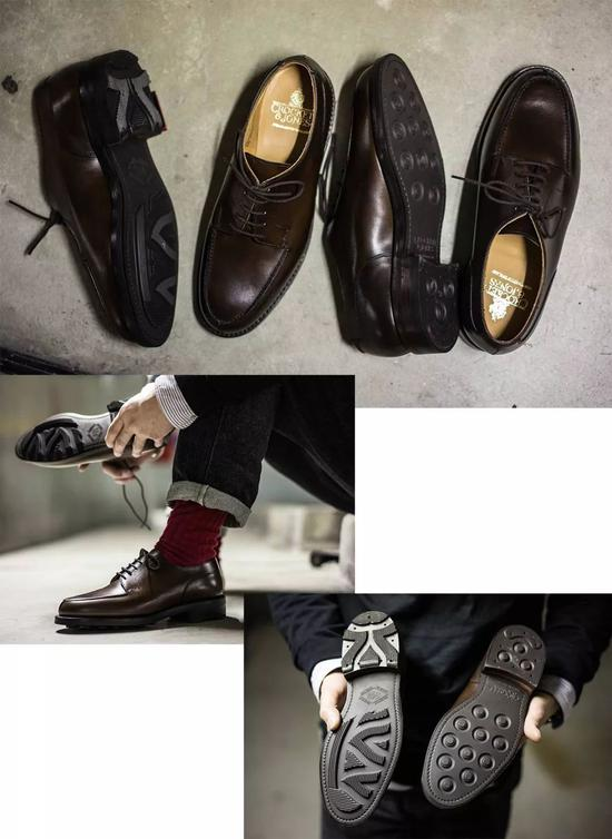 冲皮鞋?那就冲英国皮鞋