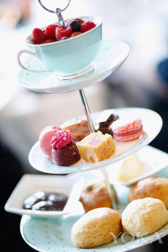 Windsor Gerys英式下午茶套餐 图片来自Royal Ascot官网