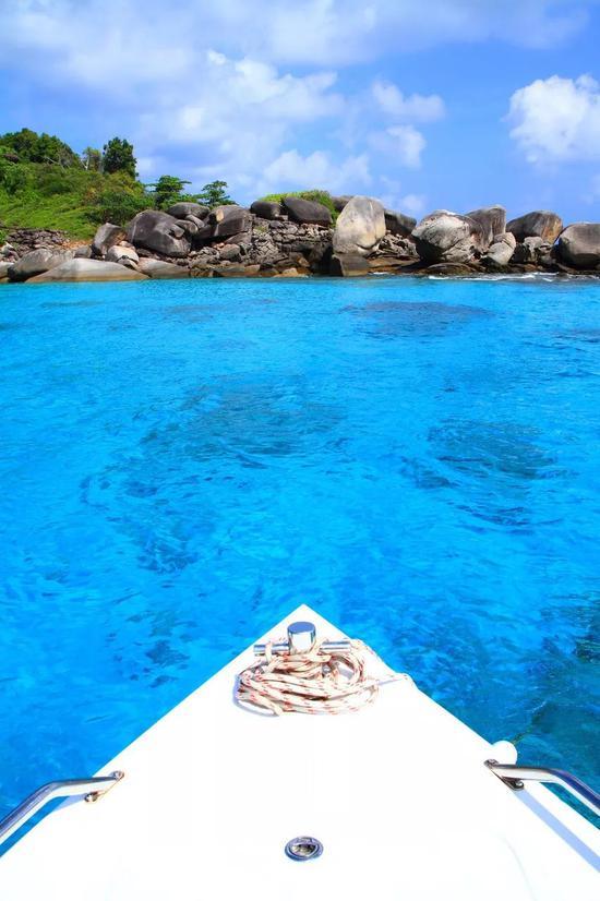 敢和马代叫板?泰国潜水圣地终于开岛