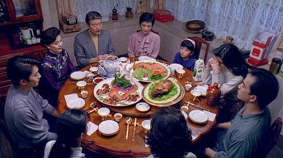 《饮食男女》电影截图