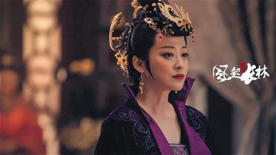 梅婷在《琅琊榜之风起长林》中表现出色。