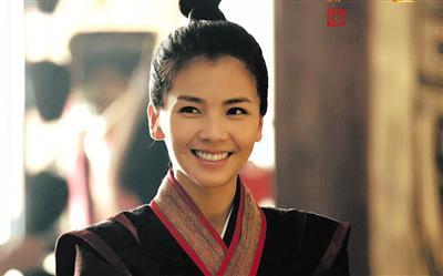 刘涛出演了《军师联盟》中为数不多的女性角色之一。
