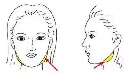 扎完瘦脸针两面咬肌不一样