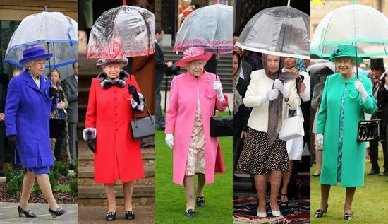 △英国女王伊丽莎白二世