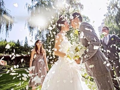 結婚的幸福