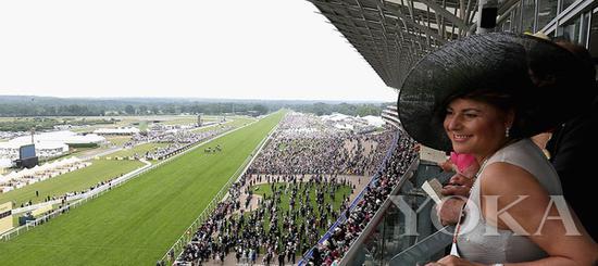 英国皇家赛马会 图片来自Royal Ascot官网