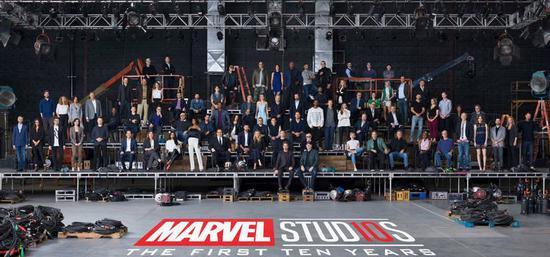 漫威已有18部已经上映的超级英雄电影