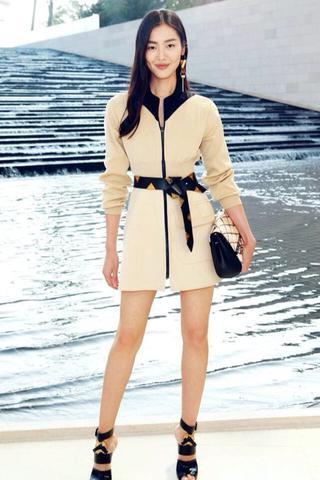22岁的刘雯比郑爽还盐系少女