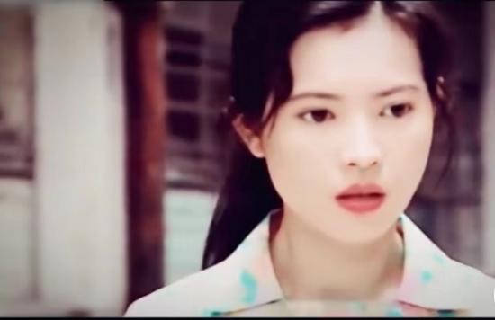 蓝洁瑛在《大时代》中饰演的罗慧玲