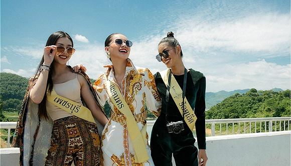 圖片來源:2019泰國小姐選拔賽