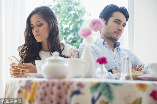 婚恋中常见的矛盾心理