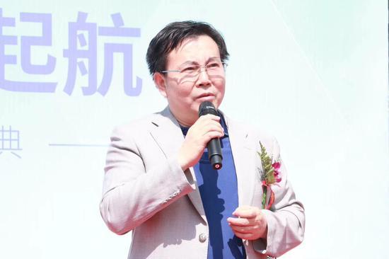 赵小忠教授致辞