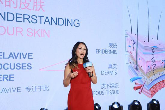 哈佛医学院的皮肤科主任医师Dr.Jennifer Lee女士