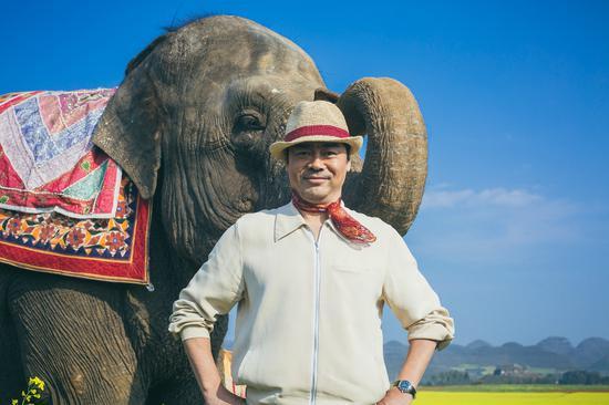 《我的宠物是大象》刘青云剧照