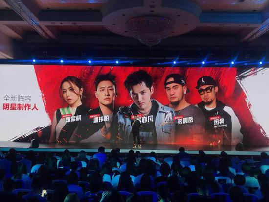 中国新说唱第二季相较第一季略显疲态
