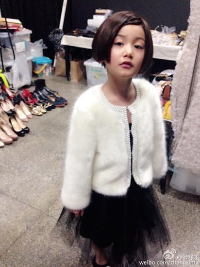 都说包子脸的小姑娘今年一定会有好运,这个包子脸的小萝莉王芷璇现