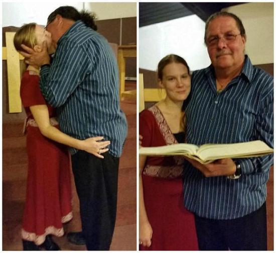 美六旬老漢婚後再娶19歲嬌妻 與首妻同住