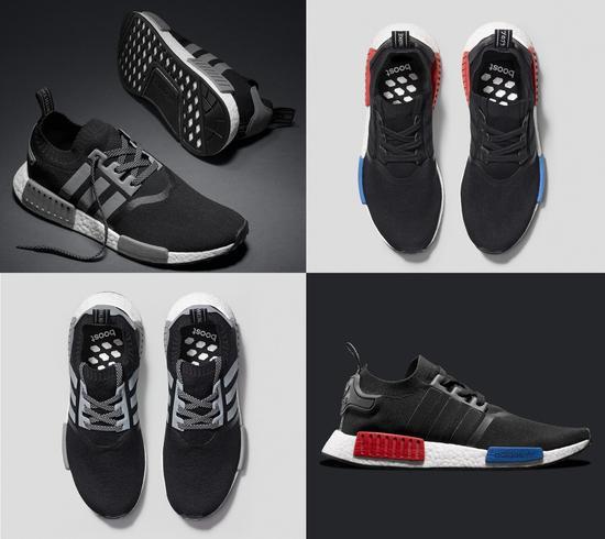 adidas Originals NMD 中國上海驚艷首秀
