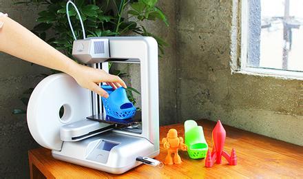 企業級3D打印機:不到2,000美金就能買