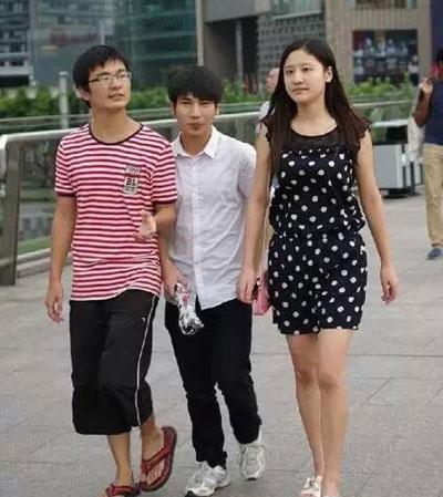 中國男人被吐槽沒品位 氣質差配不上中國女人?