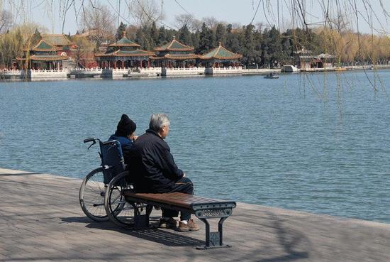 愛情的力量:老人用情書喚醒病重老伴