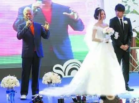 新娘聘金600萬 盤點土豪婚禮讓你開開眼