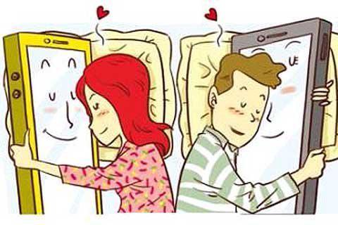 妻子斷wifi求丈夫關注 90后丈夫揮拳相向