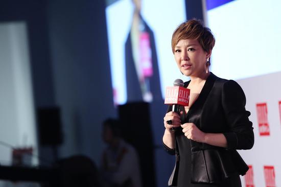 著名主持人、东方风行传媒、星创投、静佳美妆品牌创始人李静分享了她如何保持灵感和能量