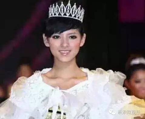 张予曦获得瑞丽封面女孩大赛冠军