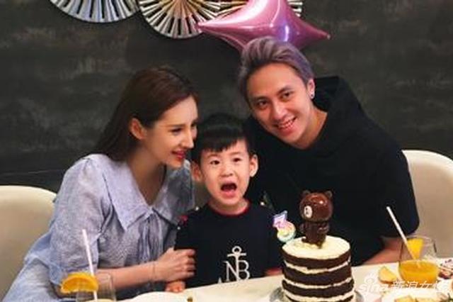 吴雨晴和老公孩子