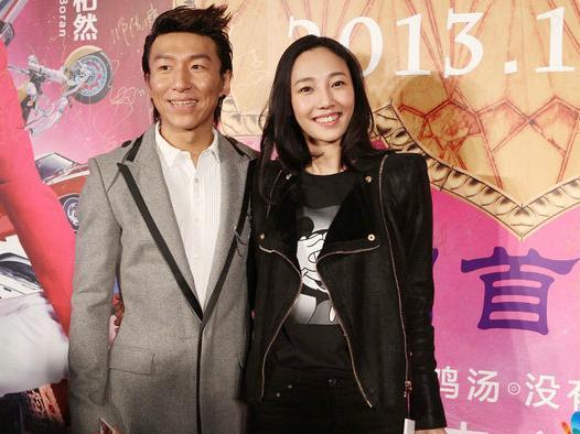 白百何和陈羽凡夫妻