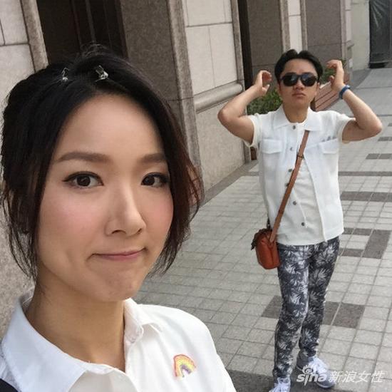 王祖蓝和老婆李亚男