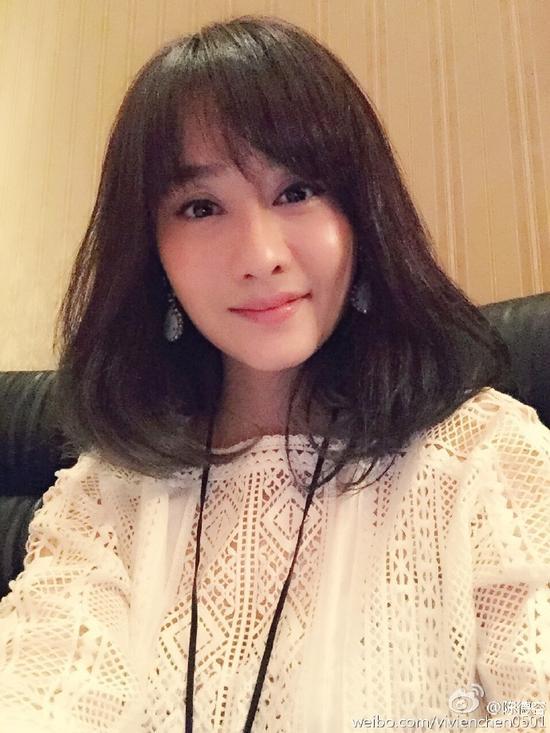 陈德容近照-42岁陈德容再演女主 当年琼瑶剧中的绝色美女现在颜值如何
