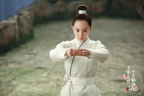 从仙界到人间,杨幂景甜迷倒你们新任老公的美