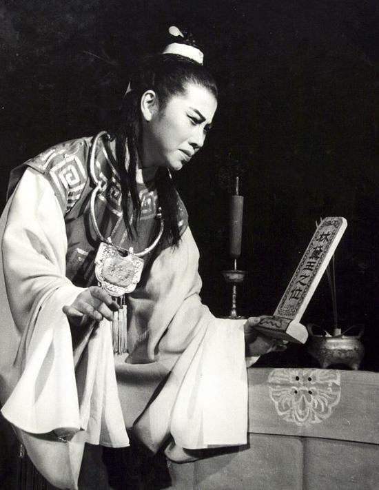 《红楼梦》徐玉兰饰贾宝玉(1958年)