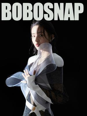 佟丽娅时尚大片 透露着成熟女性的优雅和魅惑